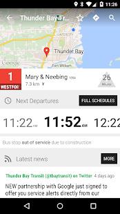 Thunder Bay Transit Bus - MonTransit - náhled