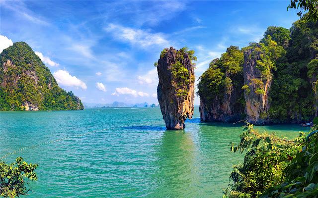 Phuket Themes & New Tab