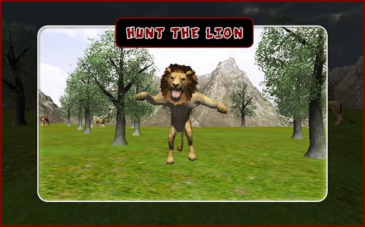 真正的獅子獵人