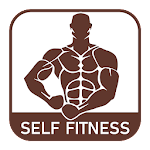 Self Fitness - Powerful Exercise App For Men icon