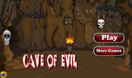 Cave of Evil : Escape Game