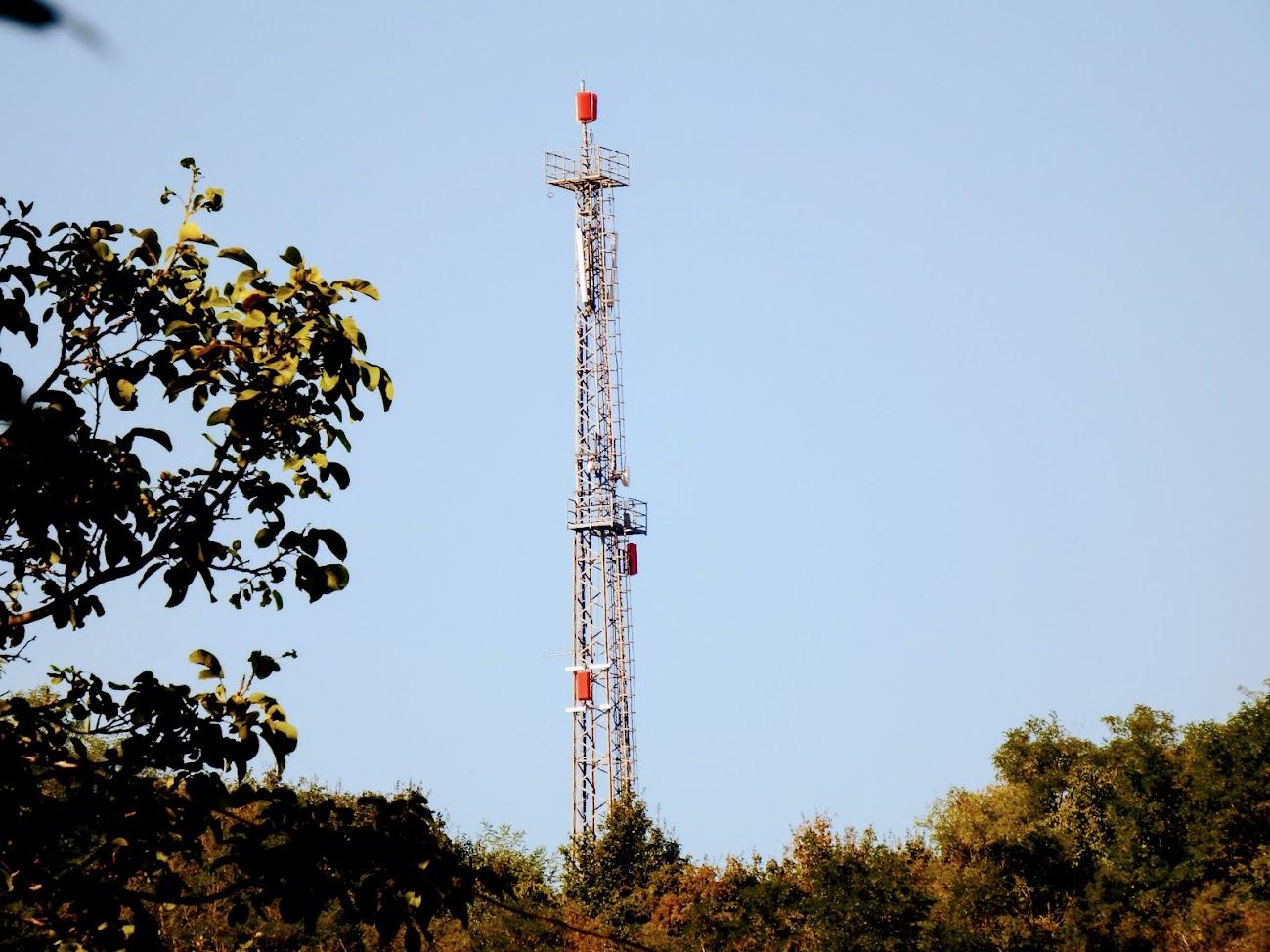 Bakonyszentlászló/Veszprémvarsány - DVB-T gapfiller