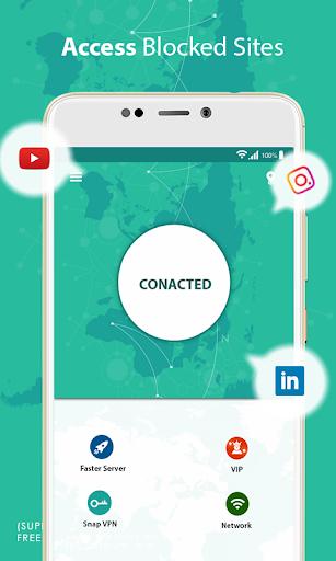 Super VPN Proxy Master Free Speed  2019 1.6 screenshots 3