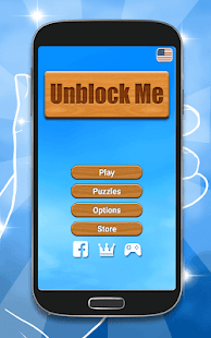經典滑塊解謎遊戲 - Unblock Me FREE Screenshot