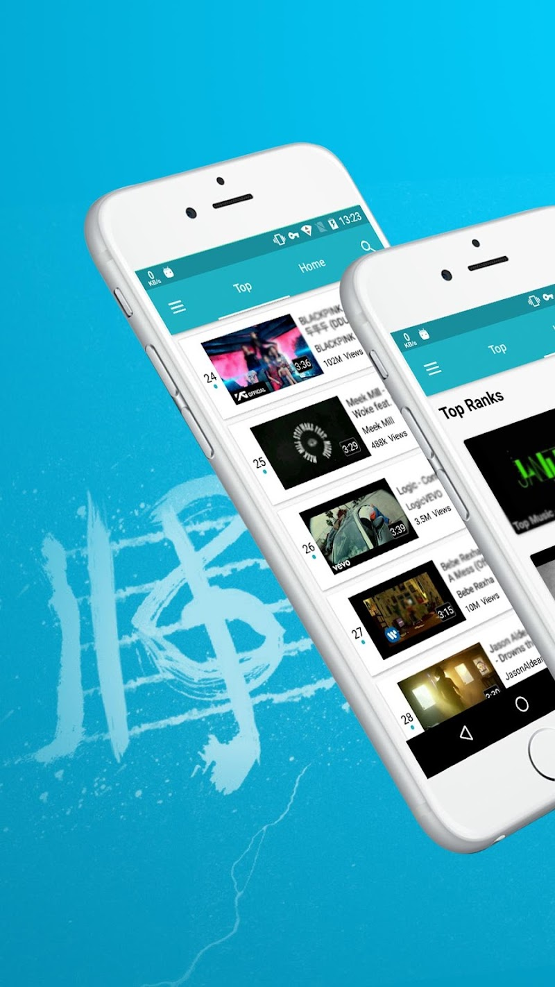Blue Tunes - Floating Youtube Music Video Player APK Cracked