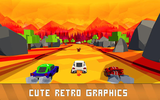 Horizon Blocky Racing 1.01 screenshots 2