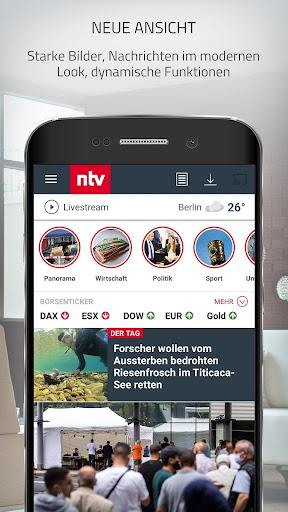 ntv Nachrichten 6.2.0.3 screenshots 1