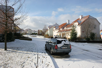 Photo: First snow of the winter