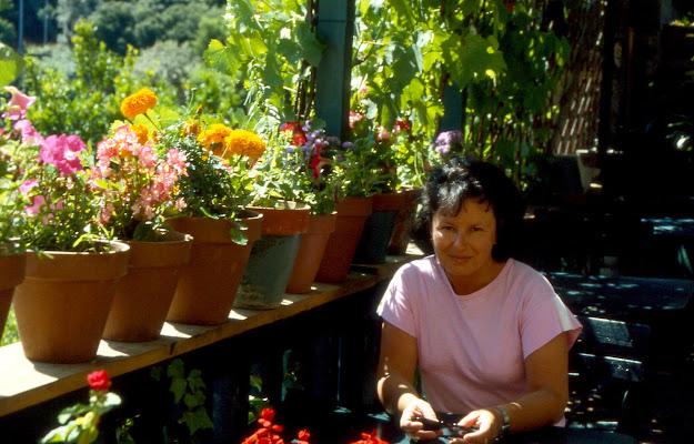 Ritratto tra i fiori di benny48