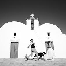 Hochzeitsfotograf Marios Kourouniotis (marioskourounio). Foto vom 27.08.2017