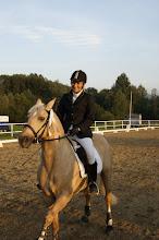 Photo: II m-ce Klasa L4   Maria Mierzyńska na koniu AMIGO