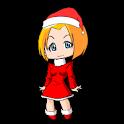 Anime Christmas Dress Up icon