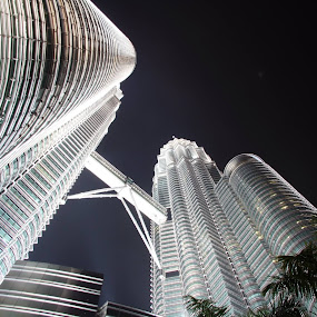 Petronas Towers by Chris Romano - Buildings & Architecture Architectural Detail