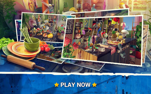 Hidden Objects Messy Kitchen u2013 Cleaning Game  screenshots 4