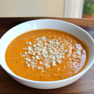 Autumn Sweet Potato Soup.