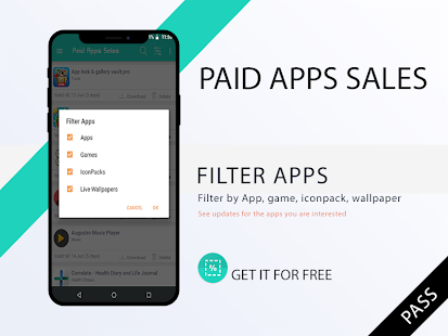 Paid Apps Sales Pro Apps Free For Limited Time 1.12 APK For Android - 4 - images: Store4app.co: All Apps Download For Android