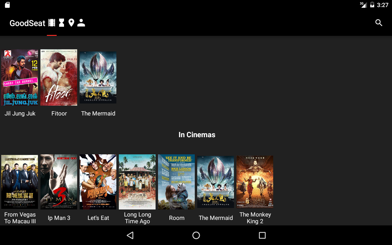 goodseatapp sg movie showtime android apps on google play
