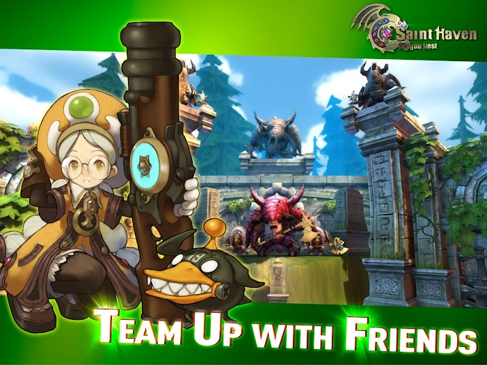 Dragon Nest – Saint Haven SEA MOD Apk