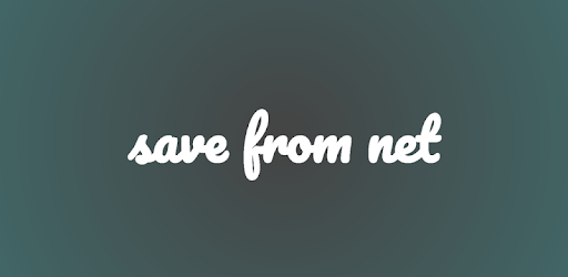 save from net app