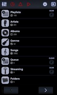 Neutron Music Player- screenshot thumbnail