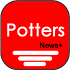 Potters News+ icon