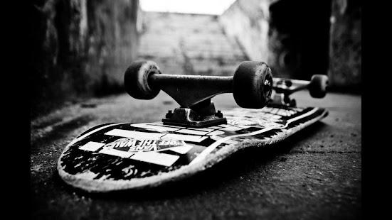 Skateboarding. Sports Wallpaper - náhled