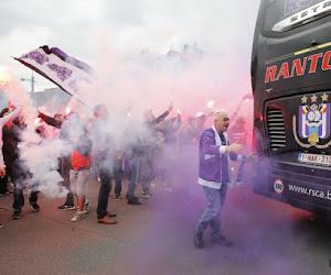 La commune d'Anderlecht et le club prennent des mesures en vue du prochain match du Sporting