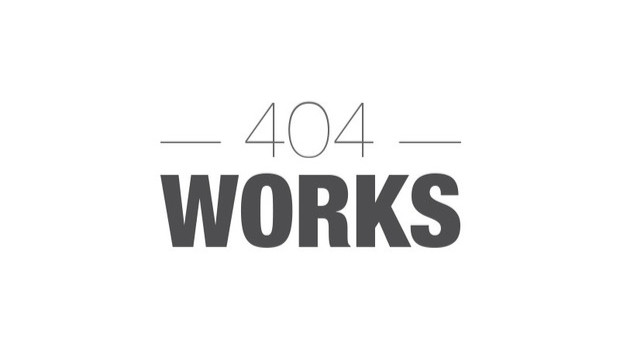 404 Works Logo