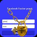 Fb Password Hacker prank icon