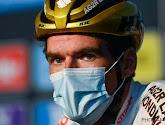 Greg Van Avermaet werd vijfde in Tirreno-Adriatico