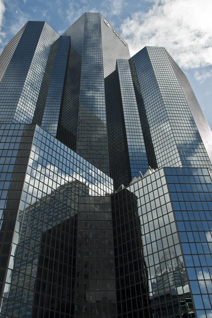 Grattacieli Total di ciubecca