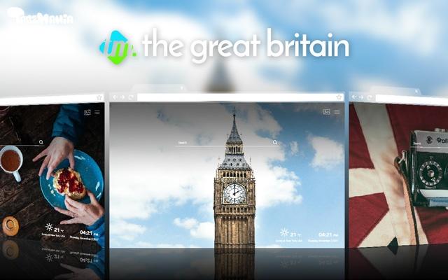 Beautiful Great Britain HD Wallpaper