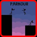 Stickman Parkour Icon