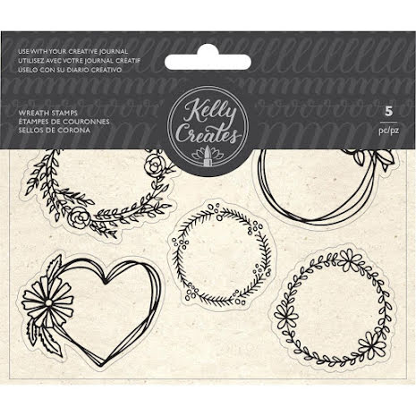 Kelly Creates Acrylic Traceable Stamps - Frames