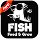 Guide For Fish  feeding and growing 2019
