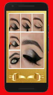 Step by Step Eye Makeup (Detailed) - náhled