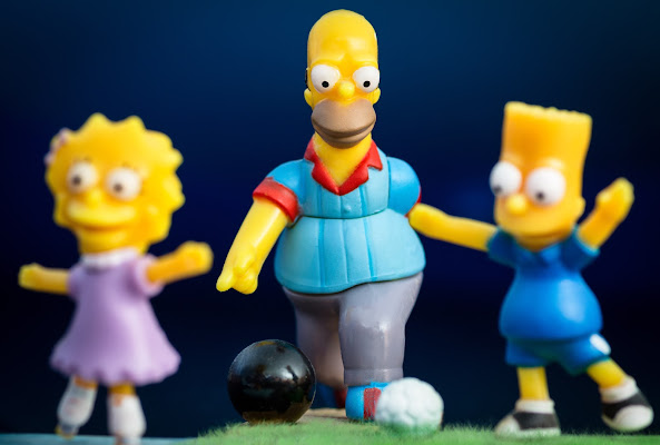 The Simpson di ENZOART