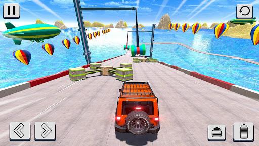 Mega Ramp Car Racing Stunts 3D - Impossible Tracks android2mod screenshots 23