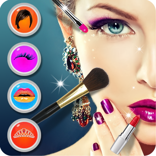 Beautify Yourself - Make Up Editor
