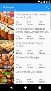 appetizer recipes - náhled