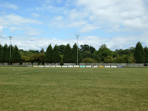 Photo: 20/08/05 v Buckingham Town (FA Cup EP Rd) - contributed by Christine Morgan