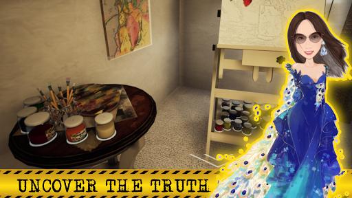 Detective Max Mysteryu2014School Murder. Offline games android2mod screenshots 7
