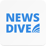 NewsDive - News on Move, News on Lockscreen! Icon