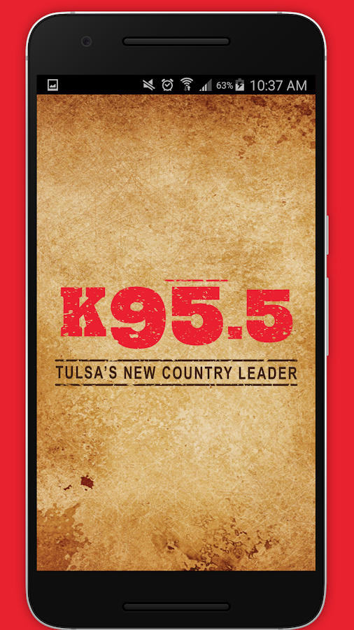 K95.5 Tulsa- screenshot