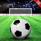 サッカーリーグをフリック:フットボールシュートキック icon