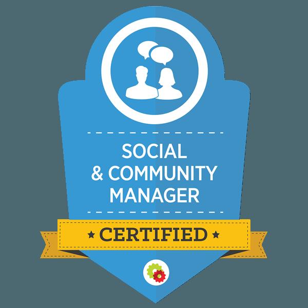 Certified Digital Marketer Social Media