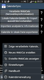 CalendarSync - Testversion – Miniaturansicht des Screenshots