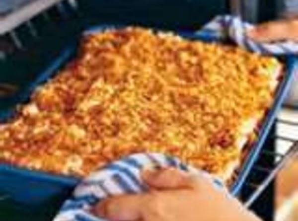 Rich, Creamy, Cheesy Ranch Potato Casserole Recipe