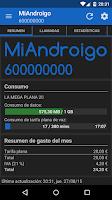 Screenshot of MiAndroigo