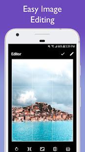Gallery, Photo Album and Image Editor